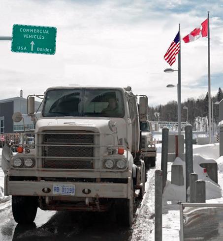 cross border trucking
