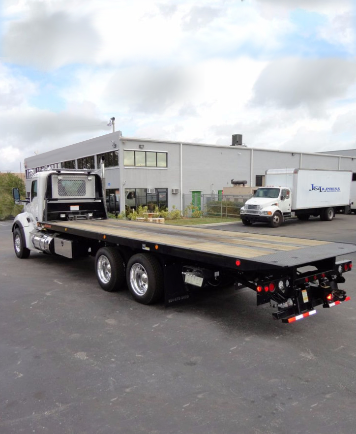 Flatbed Fleet Services