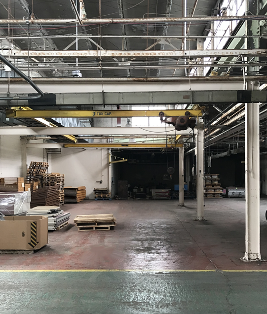 industrial real estate consulting michigan