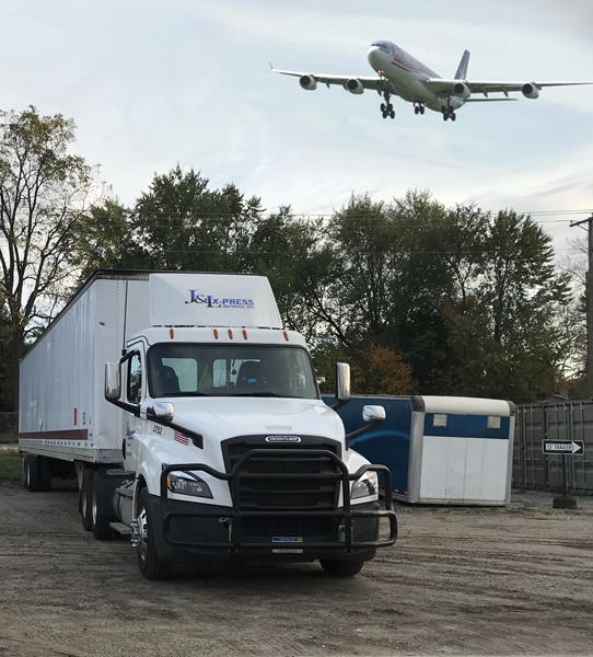 intermodal shipping