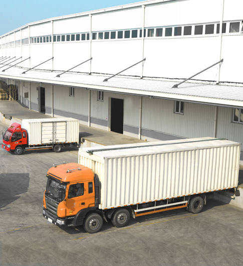 transloading and cross-docking