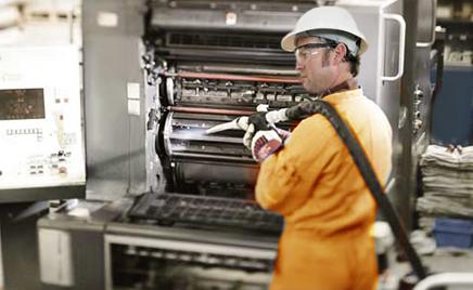 machinery cleaning southwest michigan
